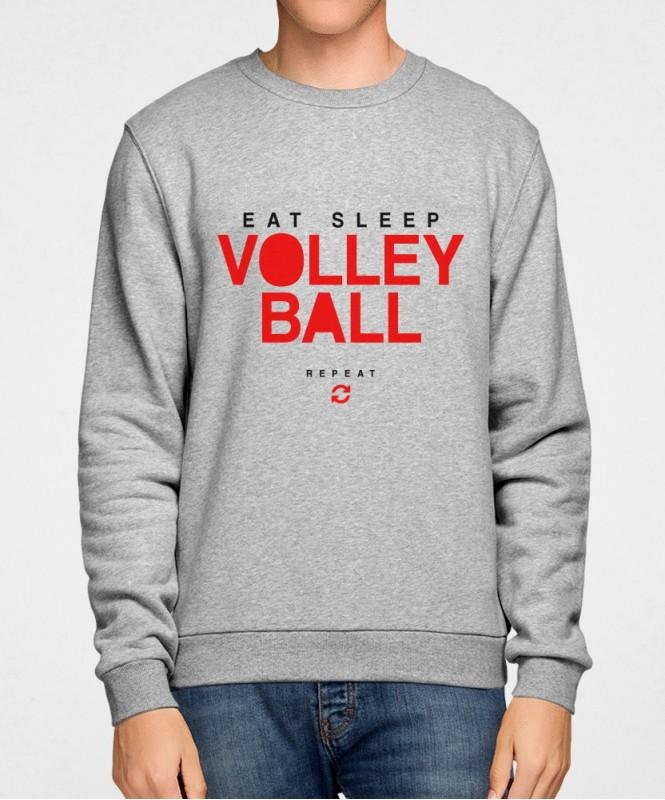 Bluza Eat Sleep Volleyball