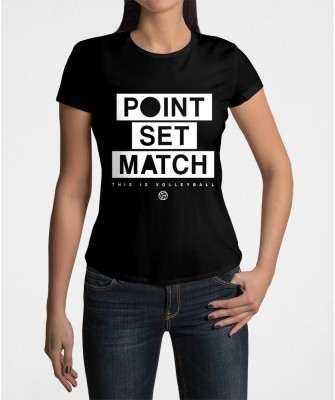 Koszulka Point, Set, Match