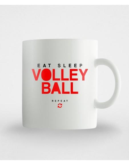 Kubek Eat Sleep Volleyball