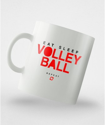 Kubek Eat Sleep Volleyball