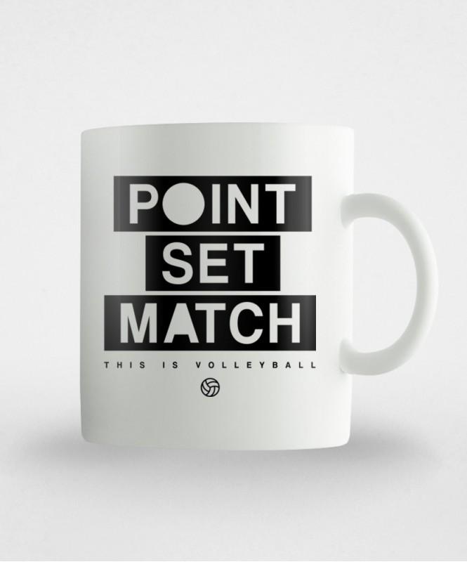 Kubek Point, Set, Match
