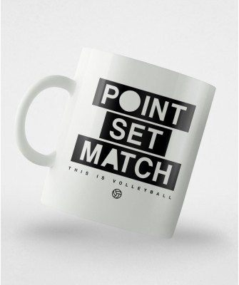 Kubek Point, Set, Match